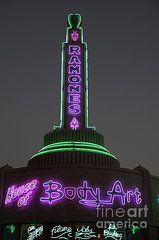 Neon Signs Art For Sale Neon Sign Art Radiator Springs Body Art