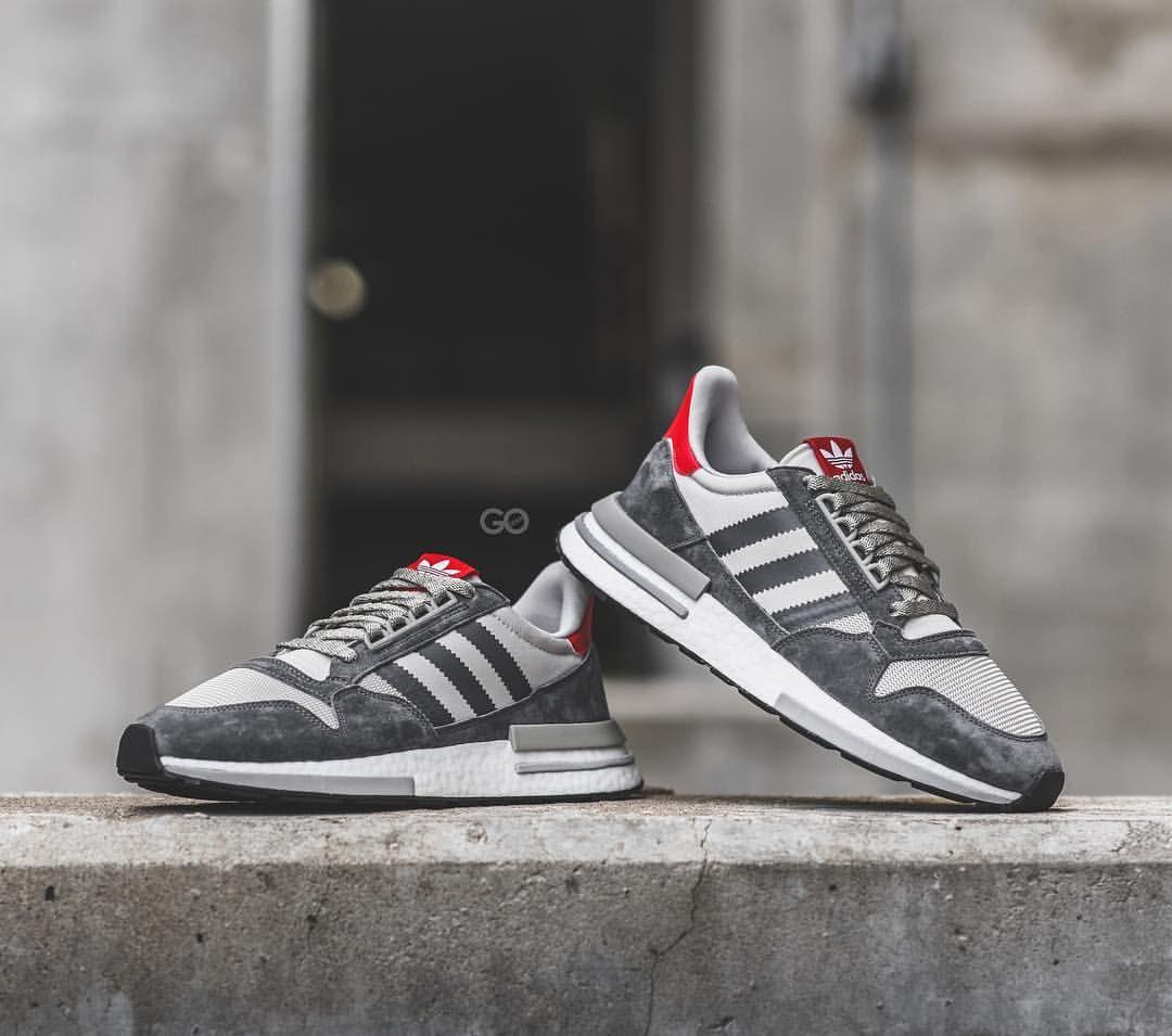 adidas zx 500 gris