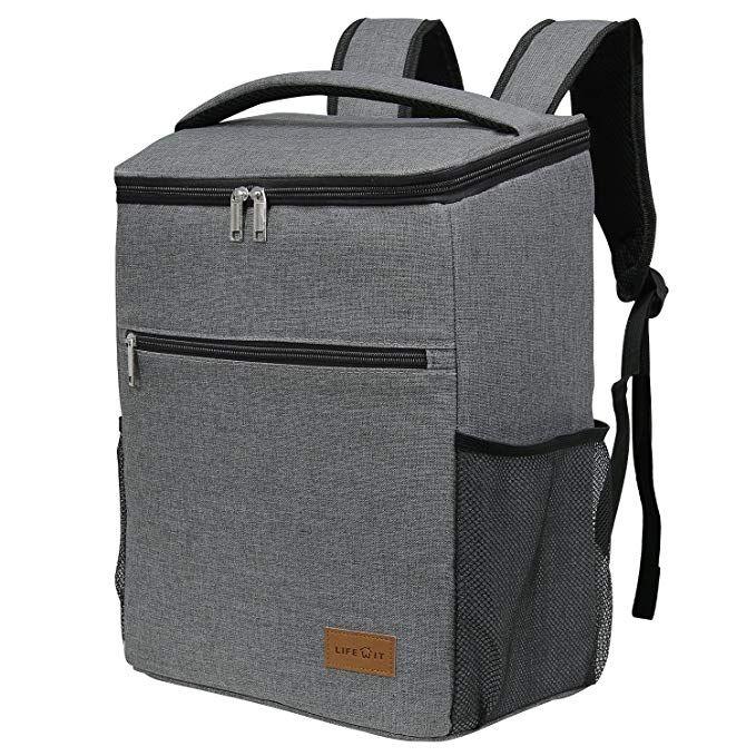 7a3a432afff0 Lifewit Insulated Cooler Backpack Cooler Bag, Soft Cooler Lunch Bag ...