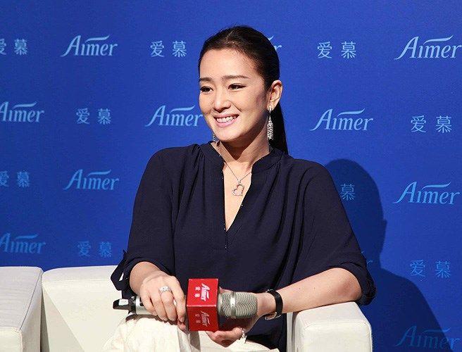 Gong Li + Piaget Press Conference - 2014 Film Independent Spirit Awards Photos and Images