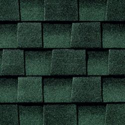 Best Hunter Green Muted Color Architectural Shingles Roof 400 x 300
