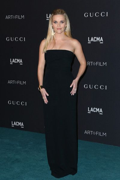 Reese Witherspoon - LACMA 2015 Art+Film Gala Honoring James Turrell and Alejandro G Inarritu, Presented by Gucci - November 7, 2015