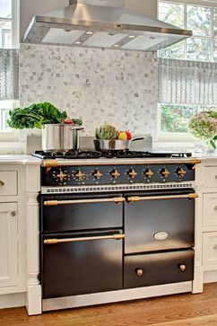 Chagny Range by Lacanche Greenwich CT traditional