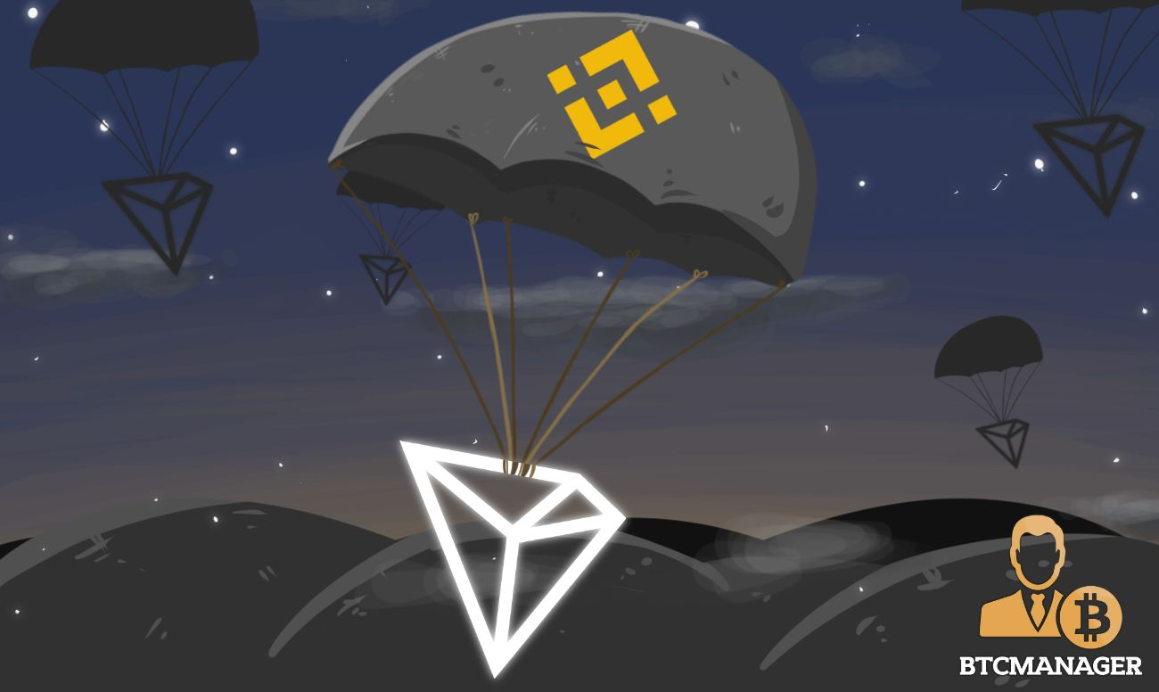 Binance Adds Staking Support for TRON (TRX) Cryptocurrency