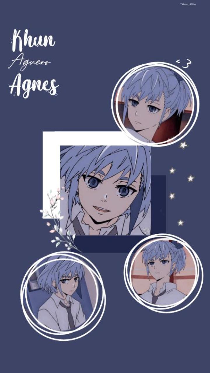 Khun Aguero Agnes Tower Of God Wallpapers Seni Anime Seni Animasi