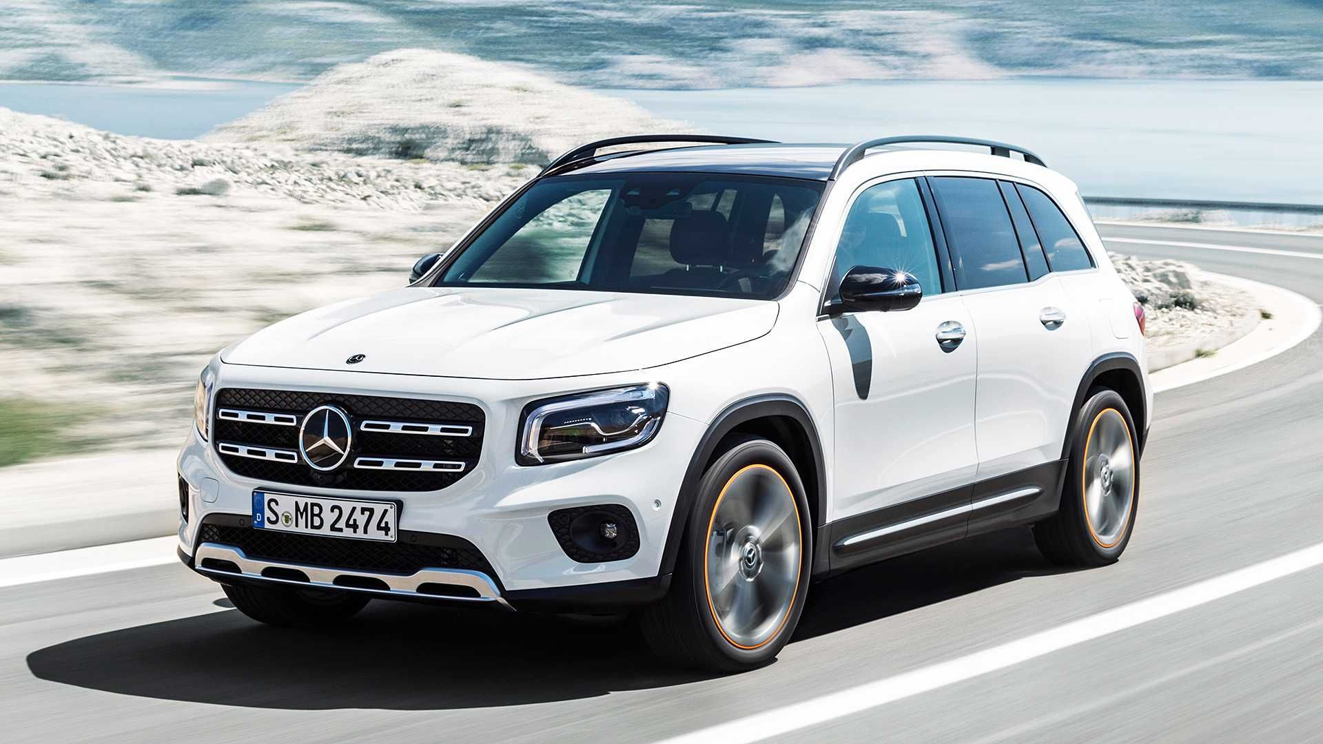 2020 Mercedes Benz Glb Is A Seven Seater Arriving Later This Year