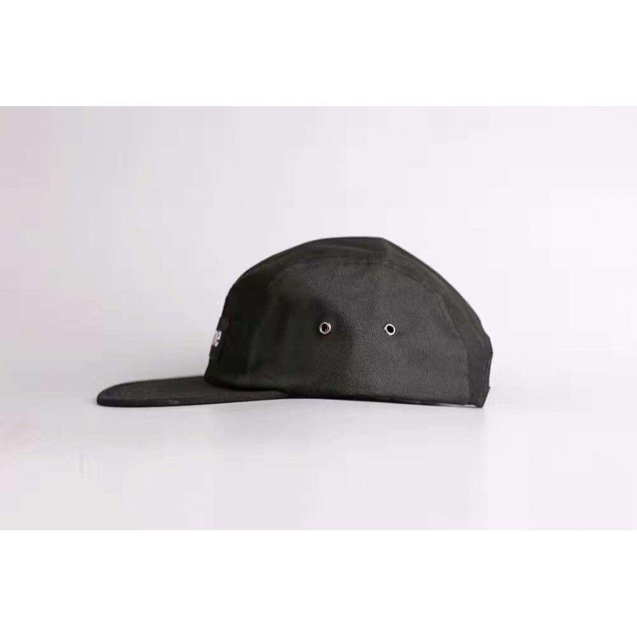4ca84c34683 Supreme Washed Chino Camp Cap (Black) http   hatstash.com