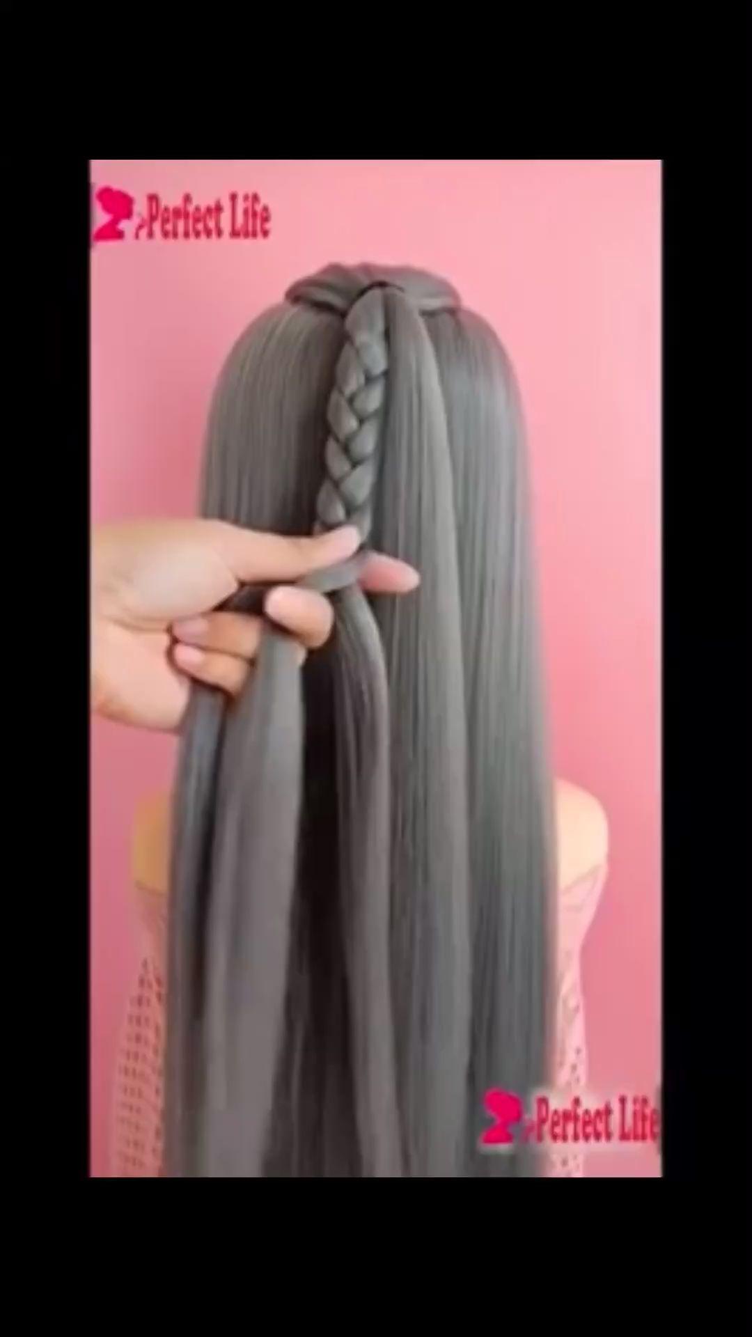 Pin By Laura Russel On Peinados De Novias In 2020 Hair Videos Hair Styles Short Hair Styles