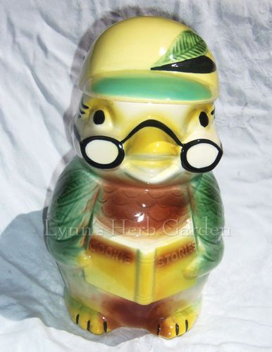 1950's Cookie Jars Gorgeous Robinson Ransbottom Hootie Owl Cookie Jar From The 1950S  Cookie Decorating Inspiration