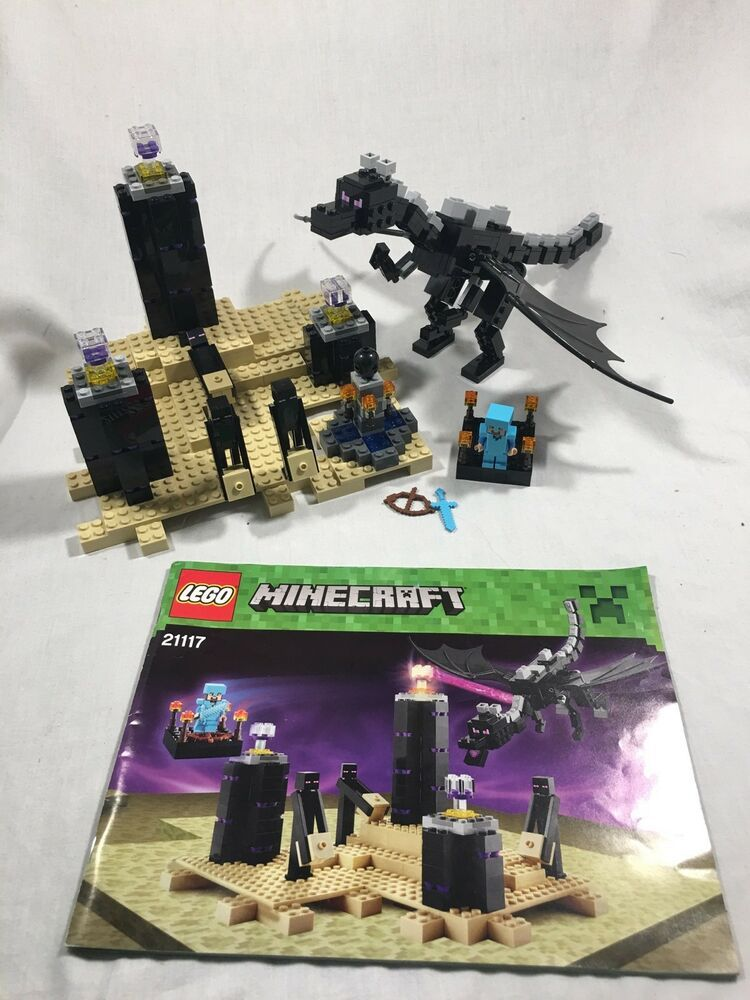 LEGO Minecraft The Ender Dragon Set #21117