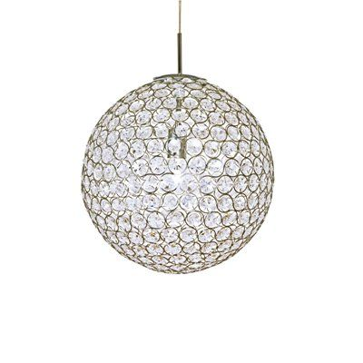 Bling 40Cm Kristallboll | Produkter, Inredning, Belysning