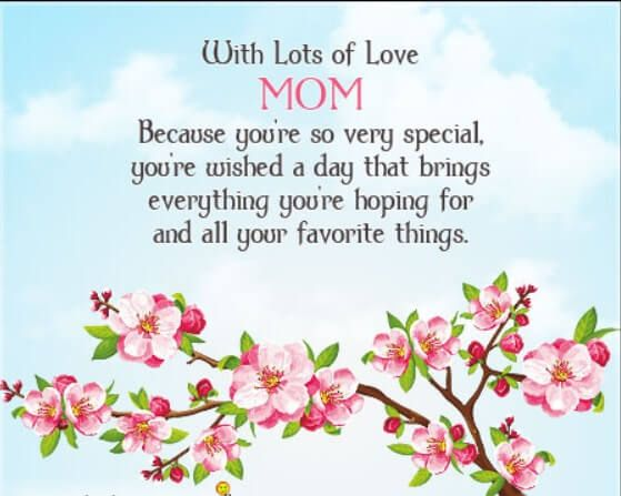 In Loving Memory Birthday Quotes For Mom Wishes Pinterest