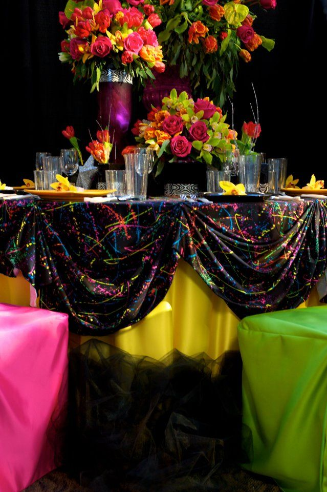 Lots Of Colors Color Wedding Rainbow
