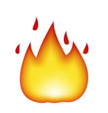 Les Emoticones Au Format Png Grand Format Snapchat Streak Emoji Emoticon