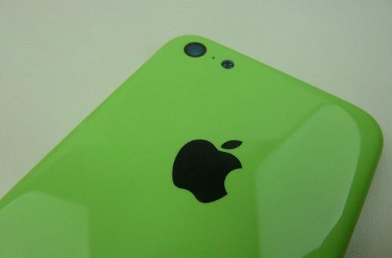 Apple pone freno a la fabricación del iPhone 5C