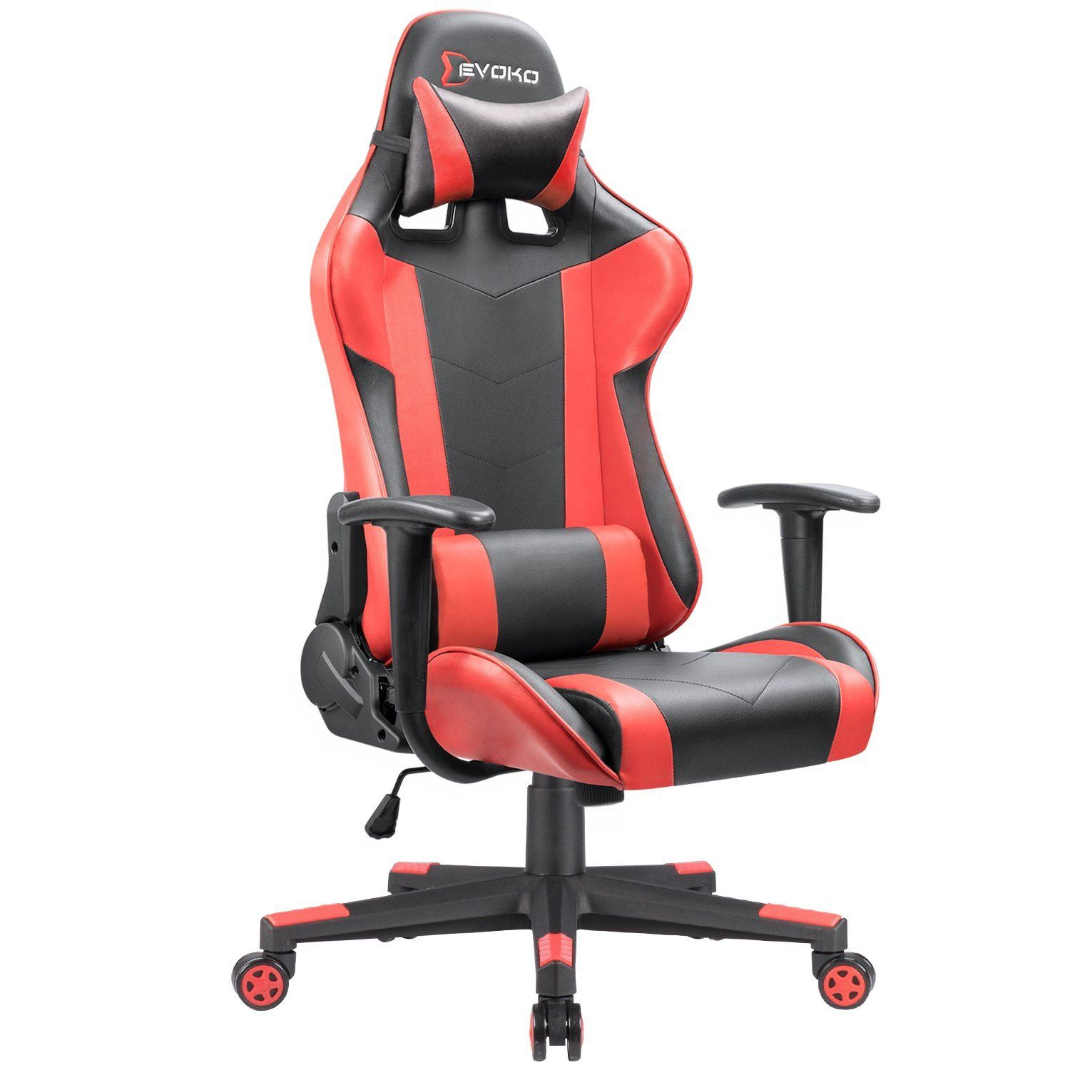 Devoko Ergonomic Gaming Chair Racing Style Adjustable