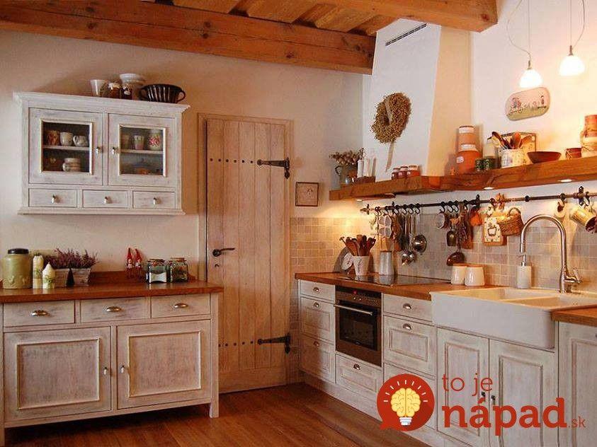a2ab93edc11e 31 najkrajších inšpirácií na kuchyne v bielych a svetlých odtieňoch ...