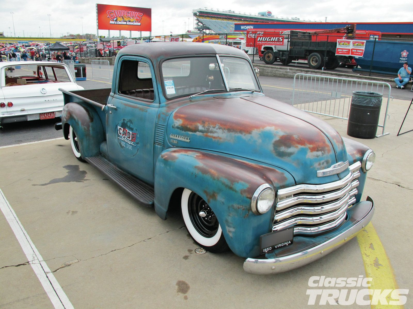 1955 chevrolet hot rod truck pictures to pin on pinterest - 19th Southeastern Goodguys Nationals 1950 Chevy Jpg 1600 1200 Classic Trucks Pinterest Rats Shop Truck And 1954 Chevy Truck