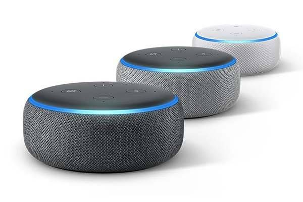 Amazon All-New Echo Dot Alexa Smart Speaker #smartdevice