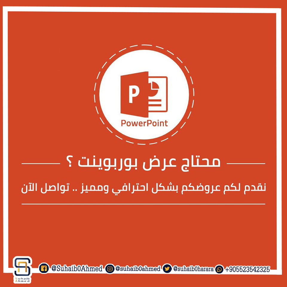 Powerpoint طلب عروض All Over The World Messages