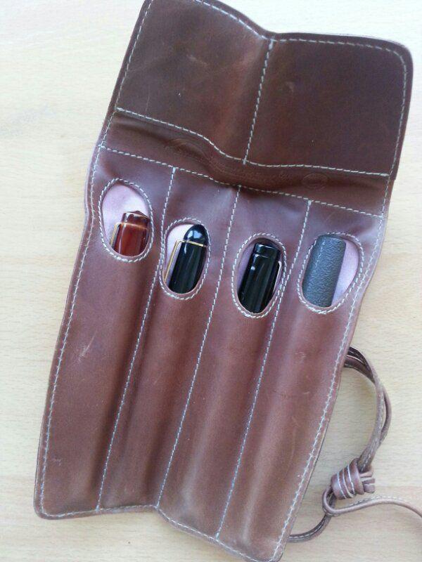 best sneakers 3017a 1cfc0 Corbo pen wrap from Rakuten | Pens | Pen case, Best pens ...
