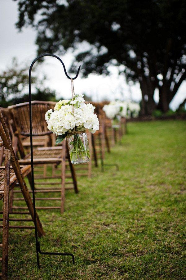 Backyard Maui Wedding By Bradley Lily Fine Stationery