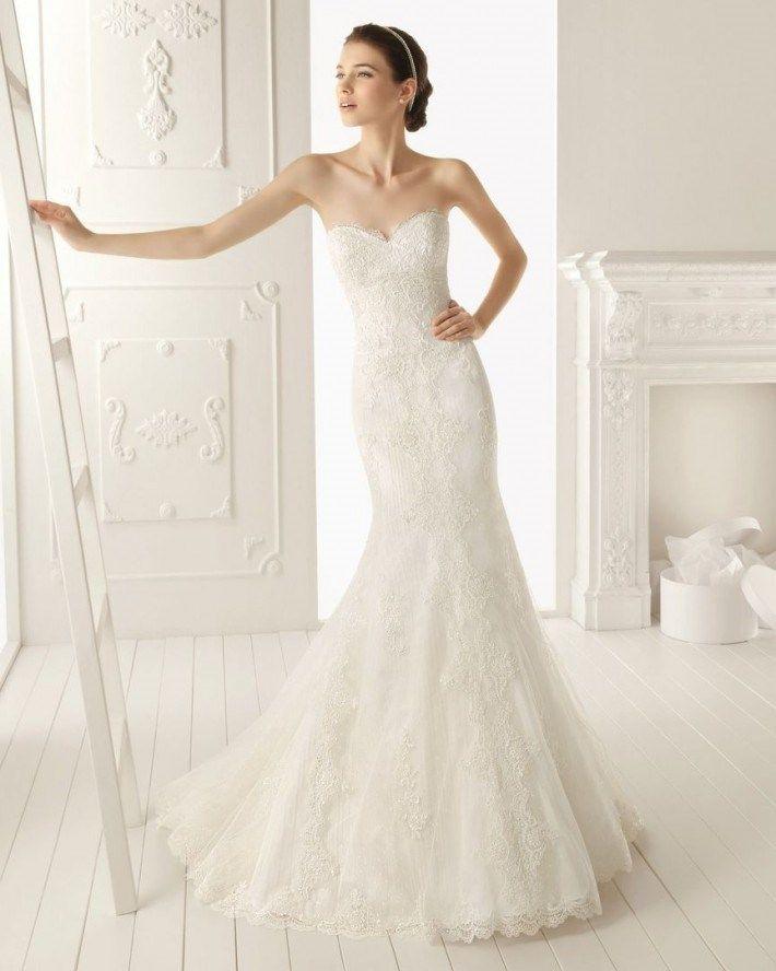 Para las bodas al aire libre elige un vestido de novia cómodo y ...