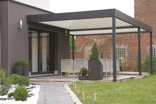 Carport Aluminium Concept Propose Un Service De Constuction Et D Installation De Pergolas En Aluminium Da Planos De Pergola Pergola Exterior Disenos De Pergola