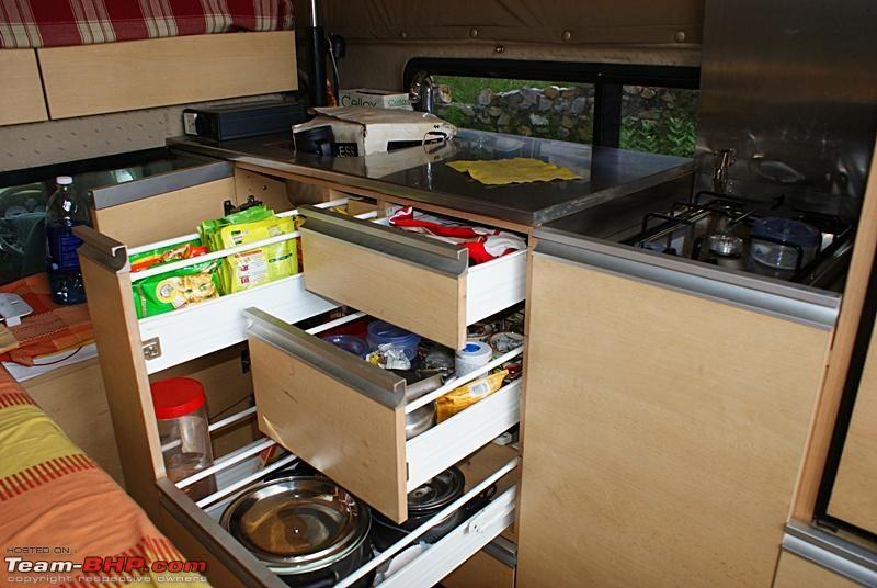 Campervan Drawers Google Search Kitchen Appliances Campervan