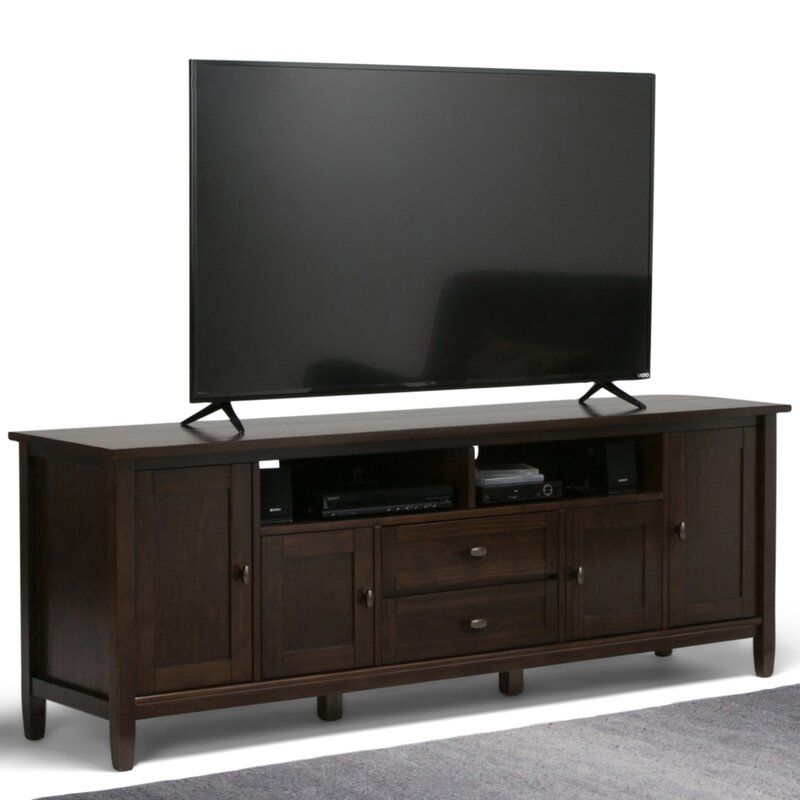 Oyama Solid Wood Tv Stand For Tvs Up To 78 Solid Wood Tv Stand Furniture Tv Stand