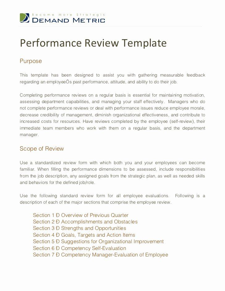 performance summary example lovely performance review