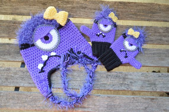 Items I Love by Donna on Etsy | childens crochet hats | Pinterest