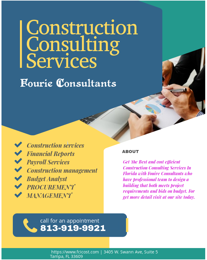 Construction Consulting Services Construction Management Construction Construction Services