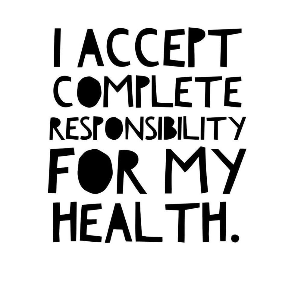 Your Health Is Your Responsibility Be Proactive In Your Own Health You Are Your Best Health Quotes Inspirational Mental And Emotional Health Health Quotes