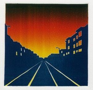 Sunset / Sunset (Yergler, 2011)