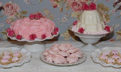 Pink Piccadilly Pastries: Marie Antoinette Inspired Birthday Party