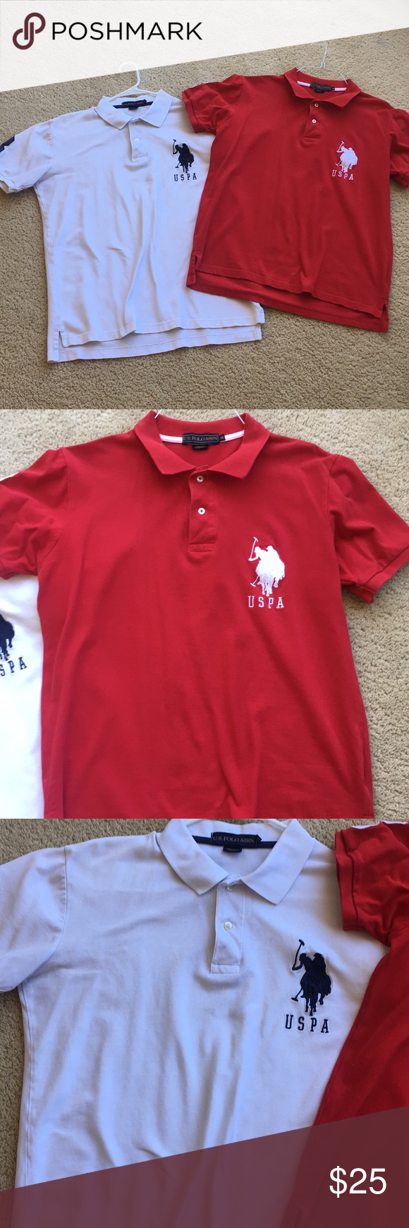 Men S Uspa Polo Shirts Shirts Polo Polo Shirt