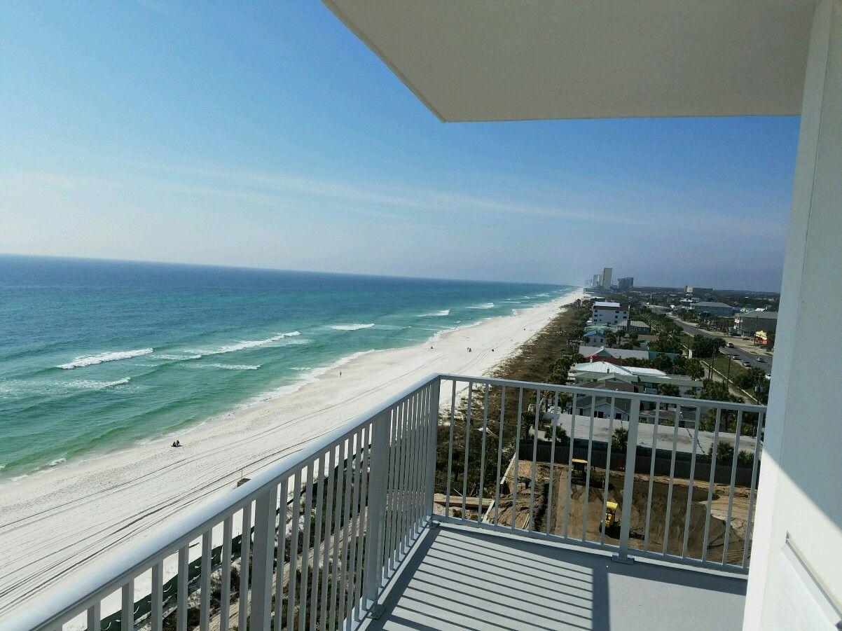 Corner Balcony View Panama City Beach Hotels Panama City Beach Panama City Panama