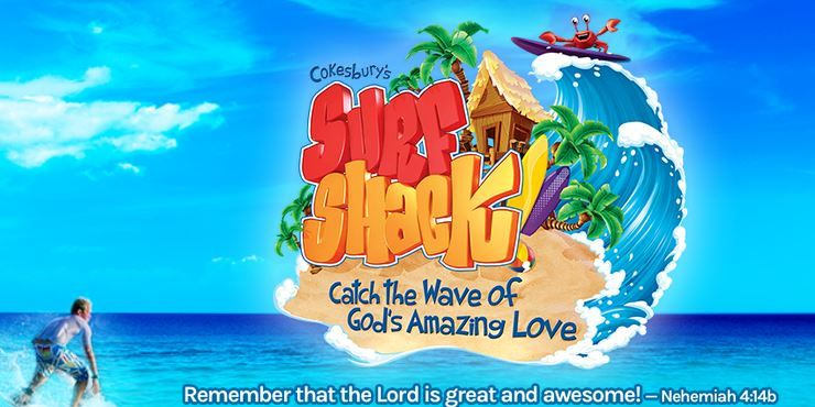 Join us August 7-11 Dinner begins at 5:30 5:30-8:30pm ... Christianbook.com/vbs