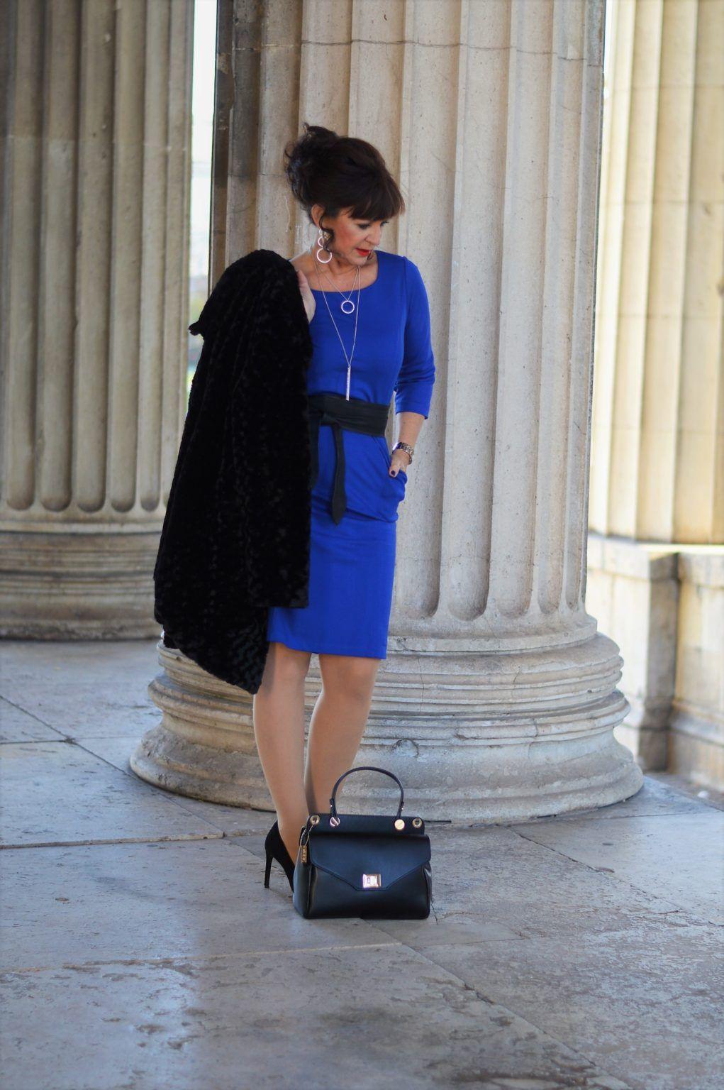 Ein Kleid von MONA für viele Gelegenheiten! - Martina Berg ...