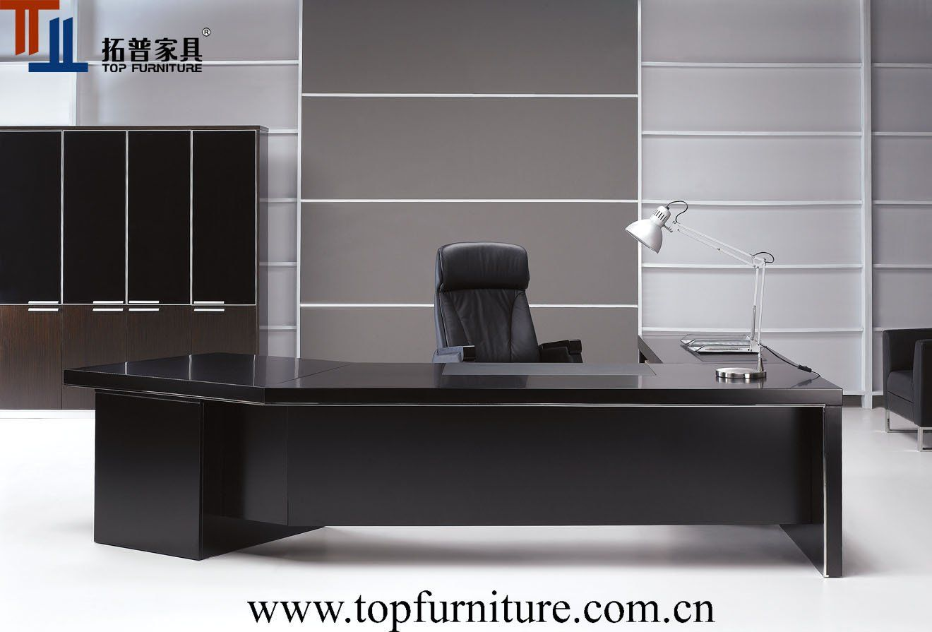 Office table design mdf modern director office table1320 x for Director office room design