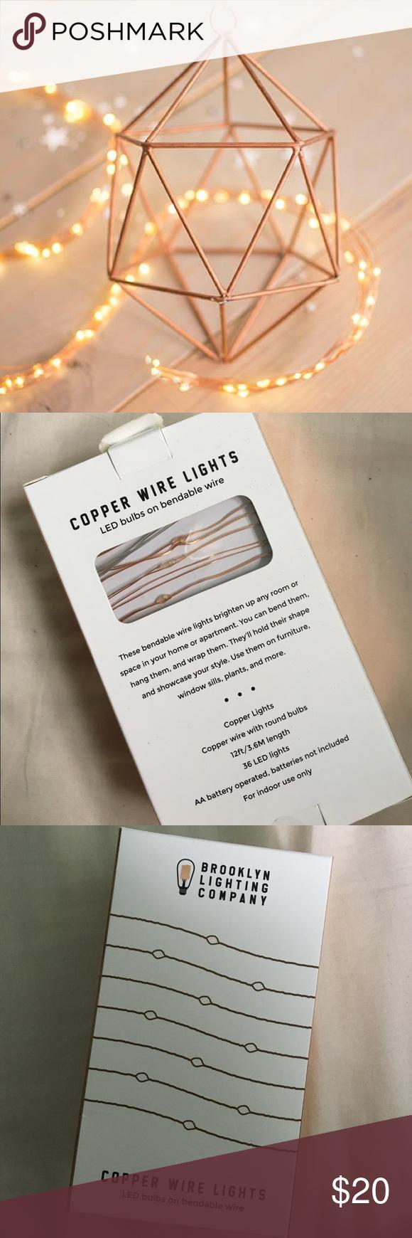 Copper wire \