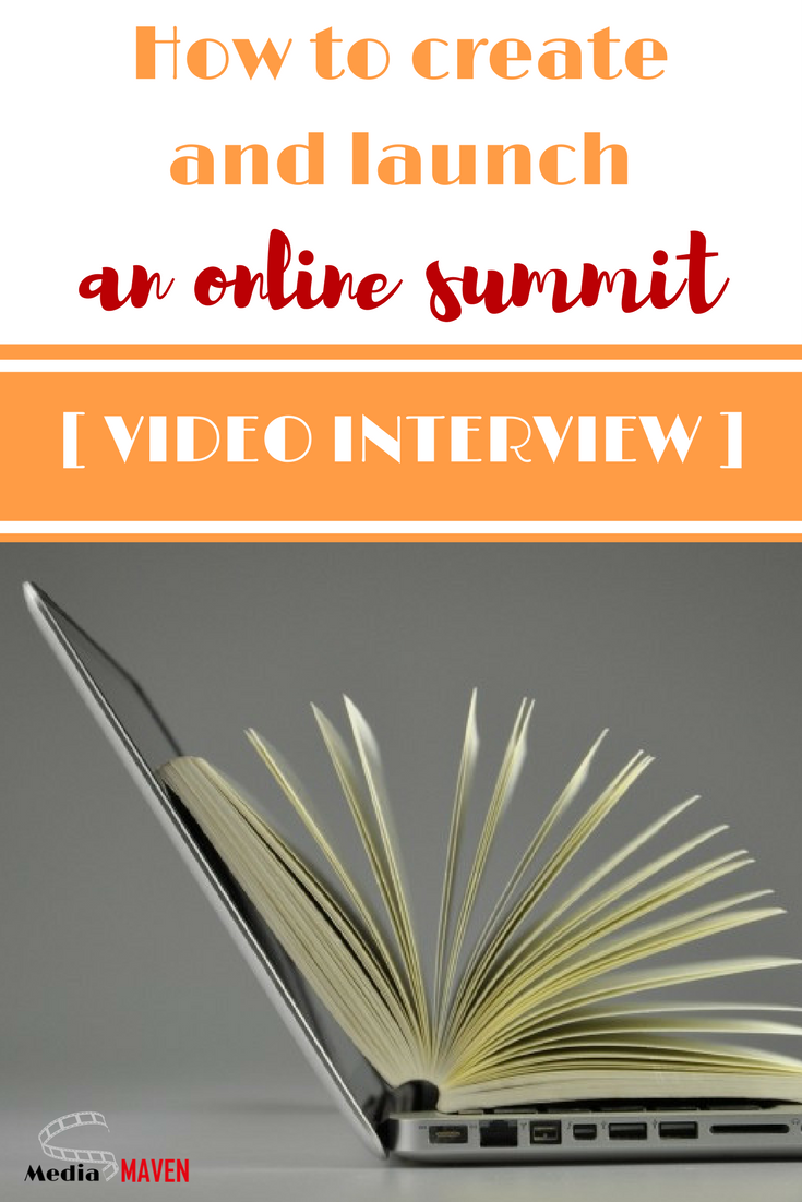 how to create an online summit video interview v iacute deos e entrevista video interview how to create and launch an online summit