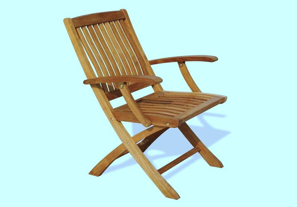 Teak Chair Manufacturer For Wholesale And Hotel Project