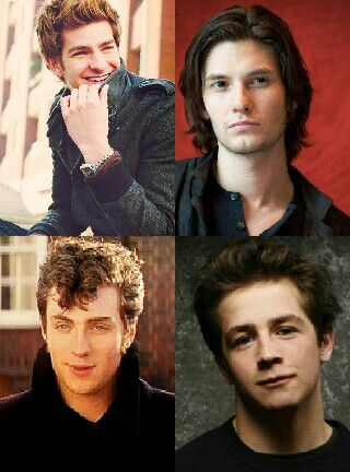 I Need These Guys To Be The Marauders In A Movie Or Tv Show Or Something Anything The Marauders Harry Potter 2 Sirius Black
