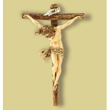 Renaissance Style Wall Crucifix -- Check out this great product.Note ...