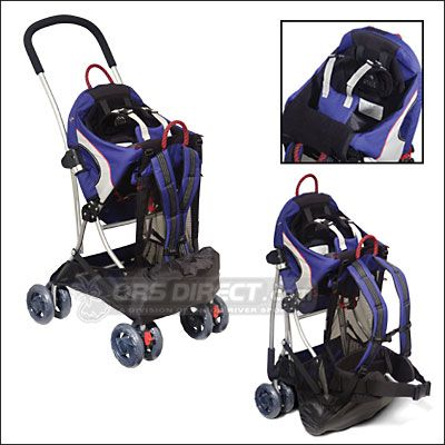 Kelty Carrier Stroller A Bit Of Everything Baby Hiking Backpack
