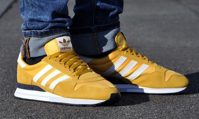 adidas originals zx 500 gold