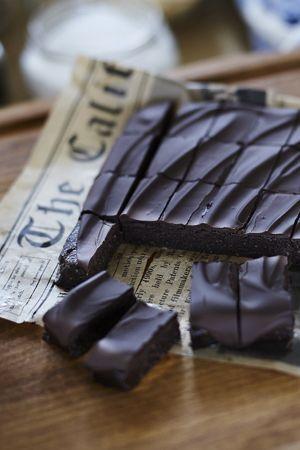 leilas nyttiga chokladfudge