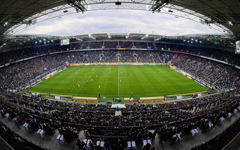 Borussia Mönchengladbach, Borussia Park | Football Ground ...